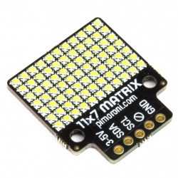 11x7 LED Matrix Breakout