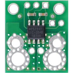 ACS724 Current Sensor Carrier -5A to +5A