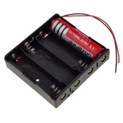 4x18650 Battery Holder