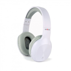 "Bluetooth stereo headset ""Miami"", pearl-white color"