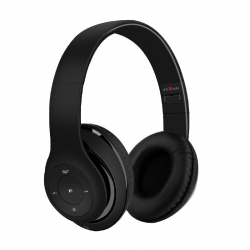 "Bluetooth stereo headset ""Milano"", black"