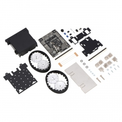 Robot Chassis Kit for Arduino Zumo v1.2 (Without Motors)