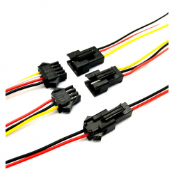 Cable with SM2.54-2p Female Connector (20 cm)