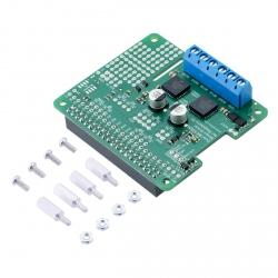 Driver de Motoare Dual MC33926 pentru Raspberry Pi (asamblat)