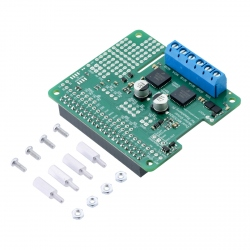 Dual MC33926 Driver Engine for Raspberry Pi (Assembled)