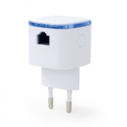WiFi repeater, 300 Mbps, white