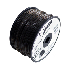 Taulman t-glase PETT Black 1.75mm filament