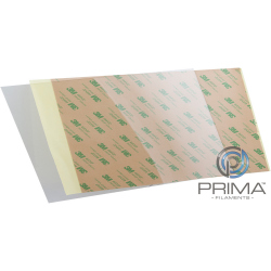 PrimaFil Pei ULTEM Sheet 290 x 210 mm - 0.2 mm