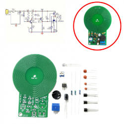 Metal Detector Circuit Kit