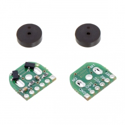 Magnetic Encoders for Micro engines (12 CPR, 2.7-18 V) - Compatible with HPCB engines (2 pcs)