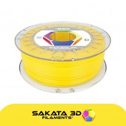 Sakata 3D Ingeo 3D850 PLA Filament - Yellow 1.75 mm 1 kg