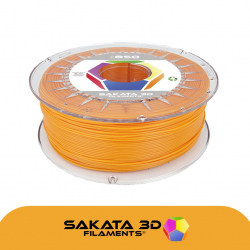 Sakata 3D Ingeo 3D850 PLA Filament - Orange 1.75 mm 1 kg