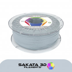 Sakata 3D Ingeo 3D850 PLA Filament - Grey 1.75 mm 1 kg