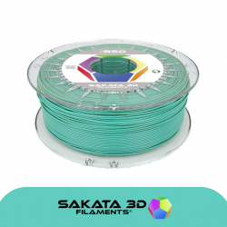 PLA INGEO 3D850 SURF GREEN 1,75 mm 1kg