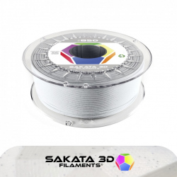 Sakata 3D Ingeo 3D850 PLA Filament - Granite 1.75 mm 1 kg