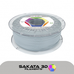 Sakata 3D PETG Grey Filament 1.75 mm 1 kg