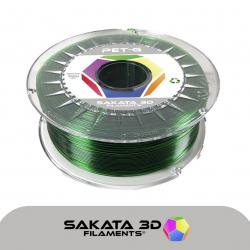 Sakata PETG 3D Emerald Filament 1.75 mm 1 kg
