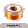 Sakata PETG 3D Amber Filament 1.75 mm 1 kg