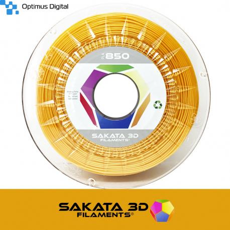 PLA INGEO 3D850 SILK SUNSET 1,75 mm 500g