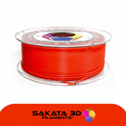 PLA INGEO 3D850 ORANGE FLUOR - Quartz Orange 1.75mm 1kg