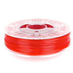 PLA TR RED TRANSPARENT 1.75 / 750