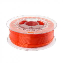 Filament PETG 1.75mm TRANSPARENT ORANGE 1kg