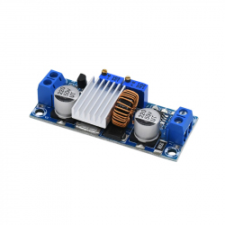 XHM130 Step-down DC-DC Power Supply with Constant Current (Input: 3 - 38 V, Output: 1.25 - 36 V)
