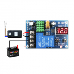 M604 Battery Charging Controller with Overcharge Protection Switch (6 - 60 V)