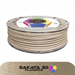 PLA Sakata 3D TEXTURE Wood Maple Filament 1.75 mm 450 g