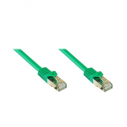 5 meters CAT7 SFTP 27AWG Patch Cable Green