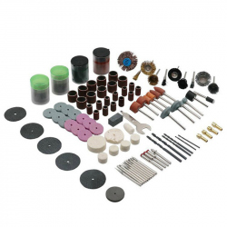 Polishing, Grinding and Cutting Tools Set (161 pcs)