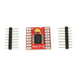 TB6612FNG Dual Motor Driver (1 A)