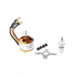 Motor Brushless cu Mufe Banana A2212 (2200 KV)