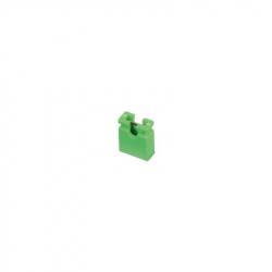 Jumper de 2.54 mm Verde