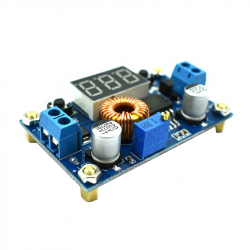 XL4015 DC-DC Step Down Power Supply Module with Display (5 A) and adjustable voltage