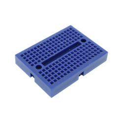 SYB-170 Colored Mini Breadboard (blue)