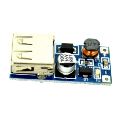 DC-DC Boost Module with USB Socket