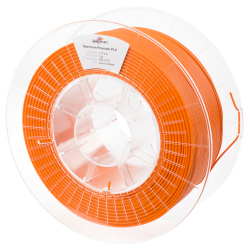 Filament PLA 1.75mm CARROT ORANGE 1kg
