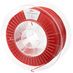 Filament PLA 1.75mm BLOODY RED 1kg