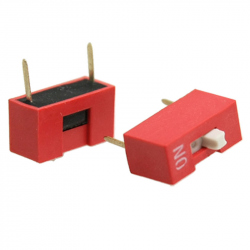 Red DIP Switch (1p)