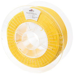 Spectrum PLA Filament - Bahama Yellow (RAL 1018) 1.75 mm 1 kg