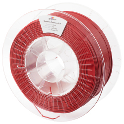 Spectrum PLA Filament - Dragon Red (RAL 3031) 1.75 mm 1 kg