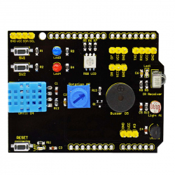 Learning Shield for UNO R3 Boards