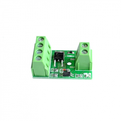 MOSFET Module with Optocoupler