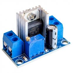 LM317 Adjustable Voltage Regulator Module