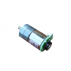 Gearmotor with Encoder (12 V, 1:110 Gear Ratio)