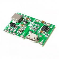 Li-Ion Battery Charger and Management Module (4.3 - 27 V Output)