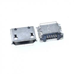 Micro USB Female Socket