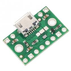 Multiplexor de Alimentare FPF1320 cu Conector USB Micro-B