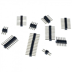 8p 1.27 mm Male Pin Header